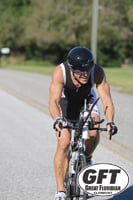 Bill Completes Great Floridian Ultra Distance Triathlon in