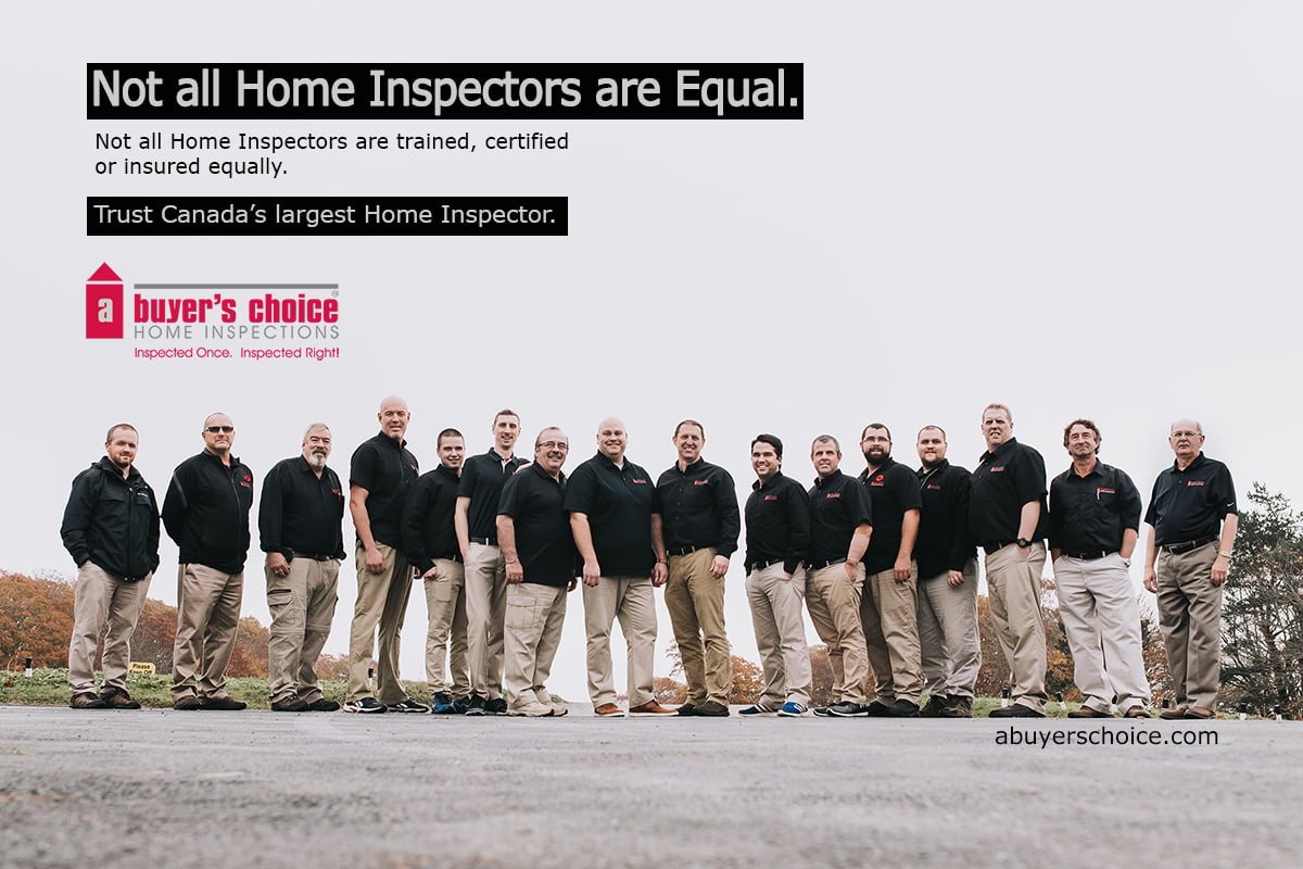 how to become a home inspector in canada