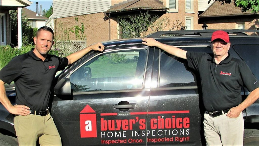 Key to a successful home inspection business